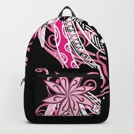 Pink Hawaii Tribal Threads Backpack