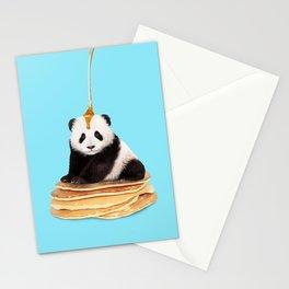 PANCAKE PANDA Stationery Cards