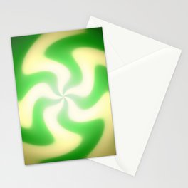 misc fantasy peppermint candy B Stationery Cards
