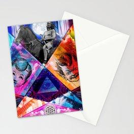 Dream Warrior Shirt Stationery Cards