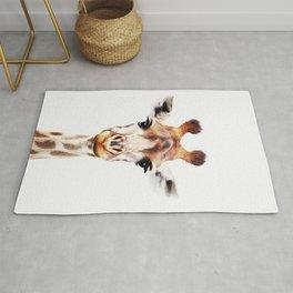 Funny Giraffe Rug