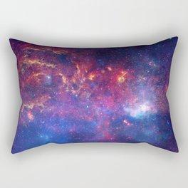 Center of the Milky Way Rectangular Pillow