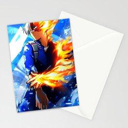 SHOTO TODOROKI Stationery Cards