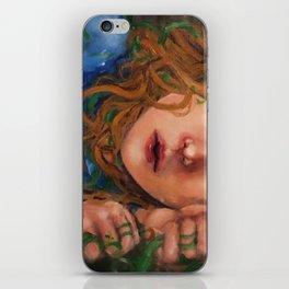 Over the Garden iPhone Skin