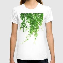 Green Leaves Delight #1 #tropical #decor #art #society6 T-shirt