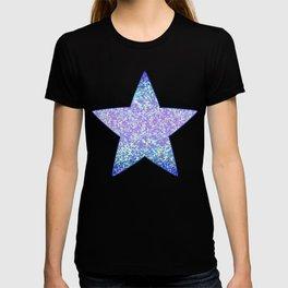Glitter Graphic Background G105 T-shirt