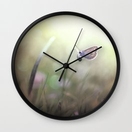 I can see you in my dreams... Wall Clock