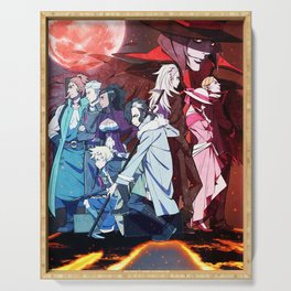 Sirius The Jaeger Poster Serving Tray