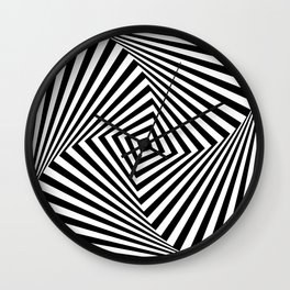 Squared Wall Clock
