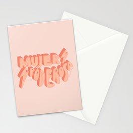 Mujer Poderosa Stationery Cards