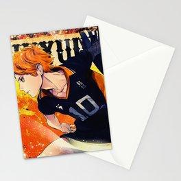 Haikyuu Stationery Cards