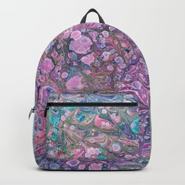 Magenta Spots Backpack