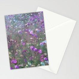Cosmos meadow #society6 #buyart Stationery Cards