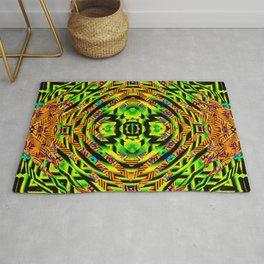 Neon Magic Carpet Rug