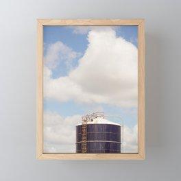 Silo Framed Mini Art Print