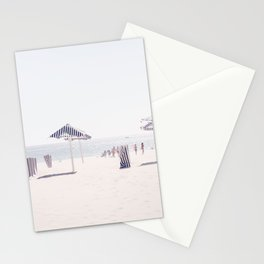 At the Beach (four) Stationery Cards