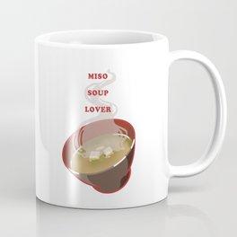 Miso Soup Lover Coffee Mug