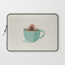 Coffee print Laptop Sleeve
