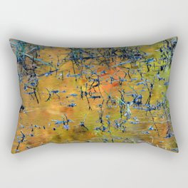 Reflections of Autumn Rectangular Pillow