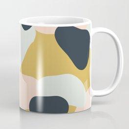 Making Marks Layered Shapes Coffee Mug