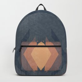 343 - Retro Diamonds Backpack