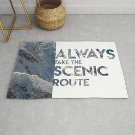 Scenic Route Rug