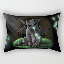 Trico (トリコ, Toriko) - The Last Guardian Rectangular Pillow