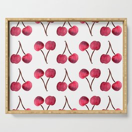 Cherry Mania Serving Tray