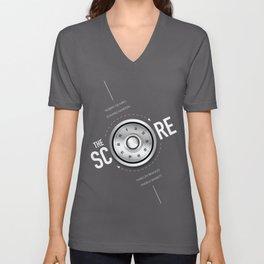 The Score - Alternative Movie Poster Unisex V-Neck
