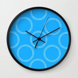 Sophisticated Circles Wall Clock