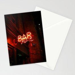 BAR (Color) Stationery Cards