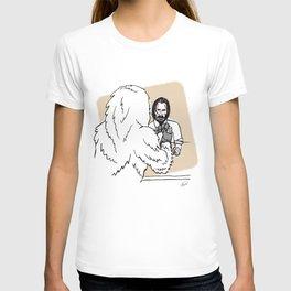John Wick Vs Yeti T-shirt