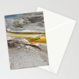 Yellowstone Stream Stationery Cards
