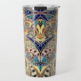 Drawing Floral Zentangle G240 Travel Mug