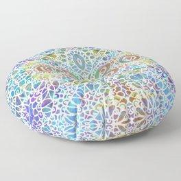 Mehndi Ethnic Style G356 Floor Pillow