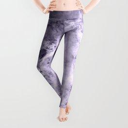Lavender Gray Carina nEbULa Leggings