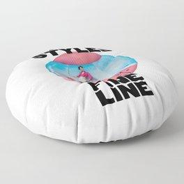 Fine Line Album Merch Floor Pillow