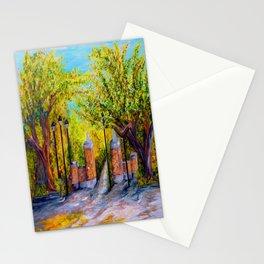 Toomer's Corner Oaks Stationery Cards