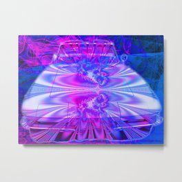 Spirit Ride Metal Print