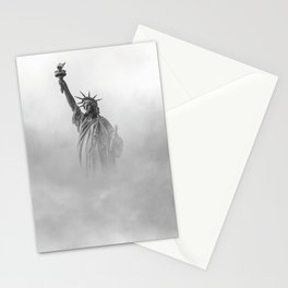 Statue Of Liberty / New York Stationery Cards