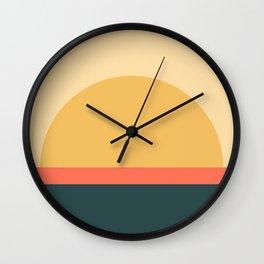 Sunseeker 06 Wall Clock