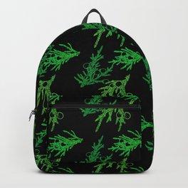 Juniper Sprigs (Black Glow) - Forest Backpack
