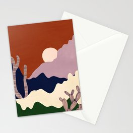 Intangible Land Stationery Cards
