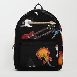 Guitar Circle Backpack
