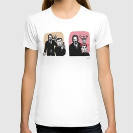 John Wick and the Candelabra T-shirt