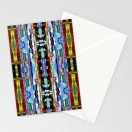India Goa Painting Metallic Stationery Cards