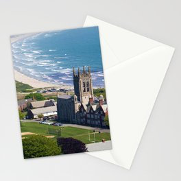 St. George's and Sachuest Beach (Second Beach) Middletown, Rhode Island Stationery Cards