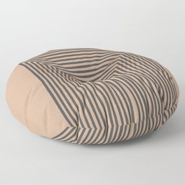Geometric Art Floor Pillow