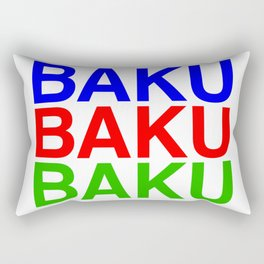 BAKU Rectangular Pillow