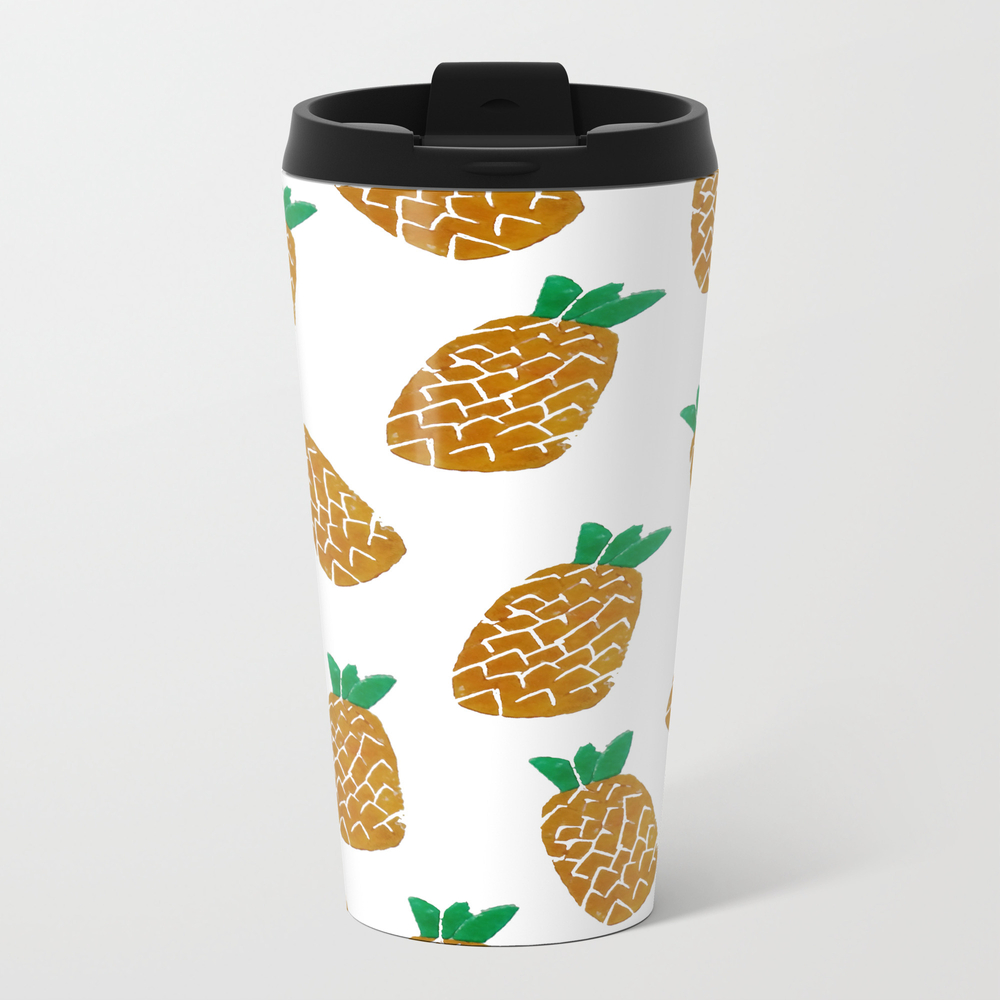Pineapple Travel Cup TRM7834316